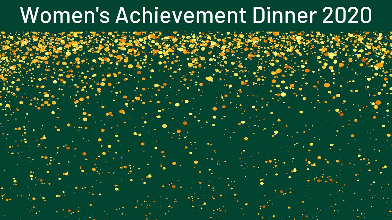 women's achievement dinner